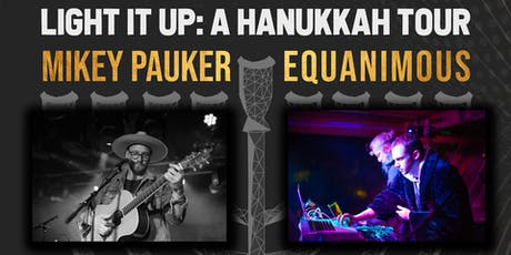 Mikey Pauker & Equanimous with Marya Stark tickets
