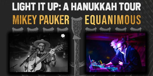 Mikey Pauker & Equanimous with Marya Stark