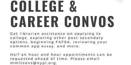 College & Career Conversations tickets
