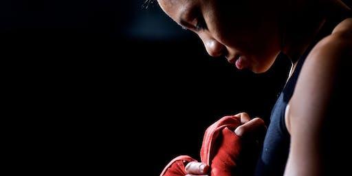 YW Lead Kickboxing!