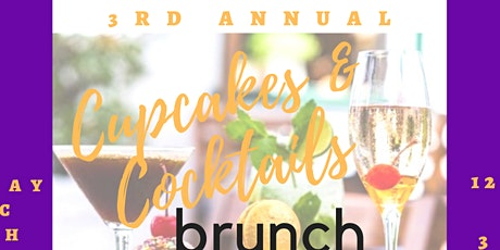 Cupcake & Cocktails: New Year Celebration Brunch 2020, FAT TUESDAY tickets