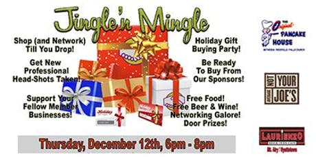 Jingle'n Mingle Holiday Party tickets