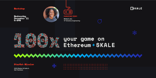 100x your game on Ethereum + SKALE