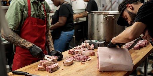 Primals & Prime Cuts: A Butcher's Dinner Series