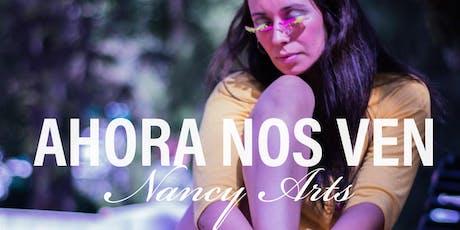 NANCY ARTS: AVANT PREMIER EXCLUSIVA, PREVIA AL LANZAMIENTO DEL DISCO. entradas