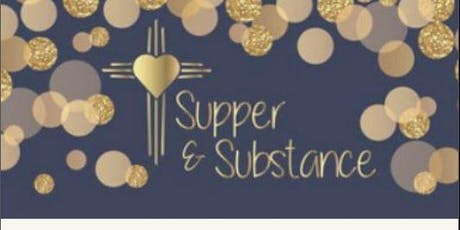 St Dominic's 25th Year Anniversary Supper and Substance 2020 tickets