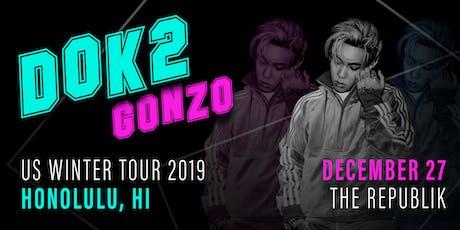 DOK2 US Winter Tour 2019 tickets
