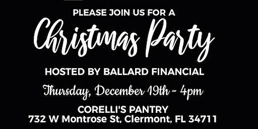 Ballard Financial Christmas Party