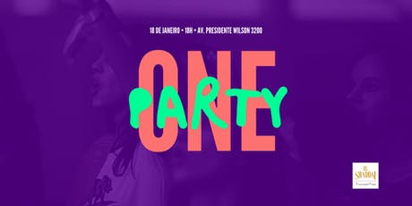 ONE Party ingressos