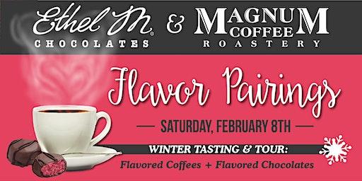 Winter Flavor Pairings: Ethel M Chocolates + Magnum Coffee