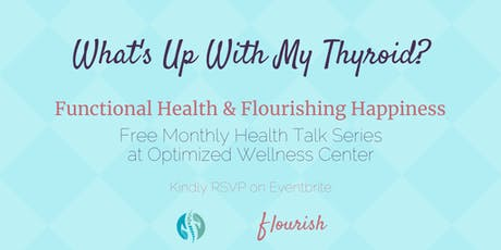 I'm tired all the time and I'm getting fat. What's up with my thyroid?  tickets
