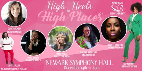 High Heels in High Places® tickets