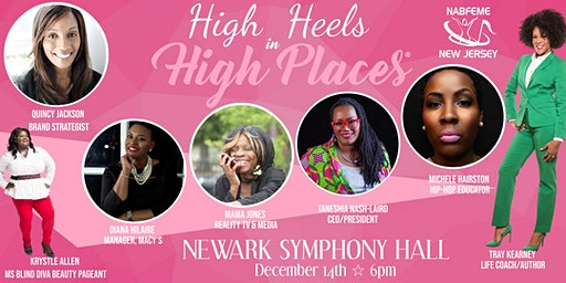 High Heels in High Places®
