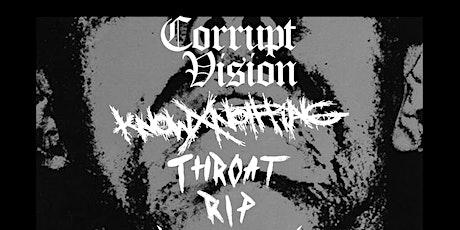 CORRUPT VISION tickets