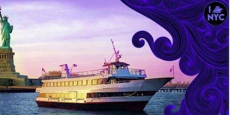 El # 1 LATINA Crucero oficial en yate para fiestas en barco en NYC: December 14th  tickets