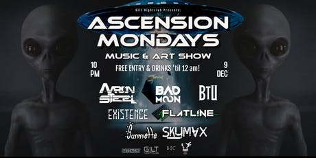 ASCENSION MONDAYS: Alien Invasion Party tickets
