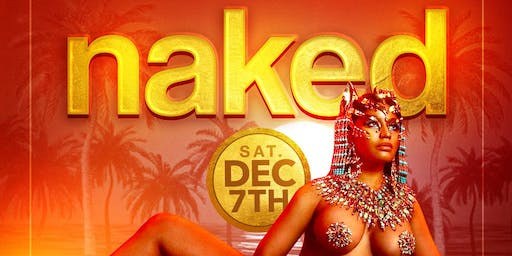 NAKED - THE ULTIMATE LADIES NIGHT