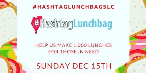 Hashtag Lunchbag SLC