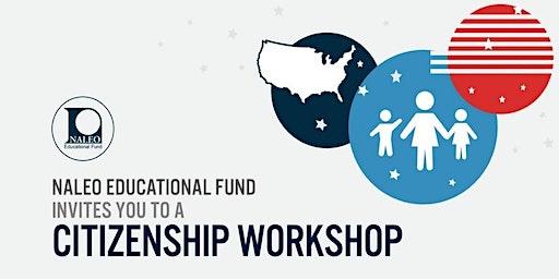 VOLUNTEER OPPORTUNITY: February 2020 Citizenship Workshop