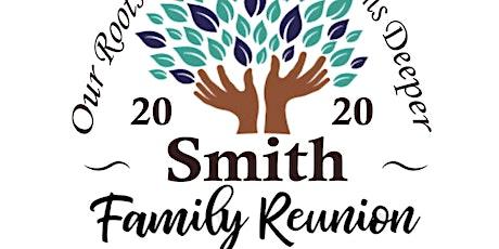 Smith Family Reunion 2020 tickets