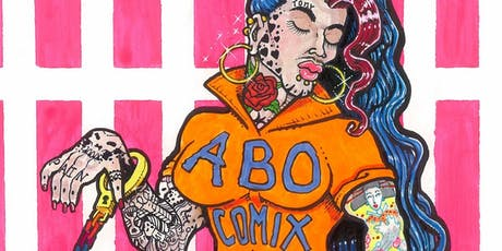 Queer Prisoner's Art Show with ABO Comix tickets