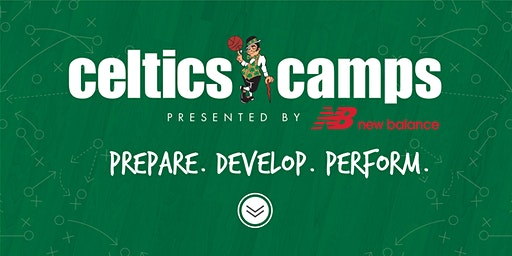 Celtics Camps presented by New Balance (July 13-17 Auerbach Center)