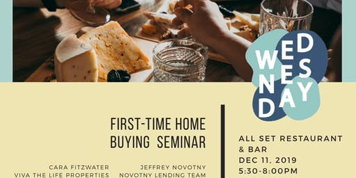 Wine Down Wednesday - Home Buying Series