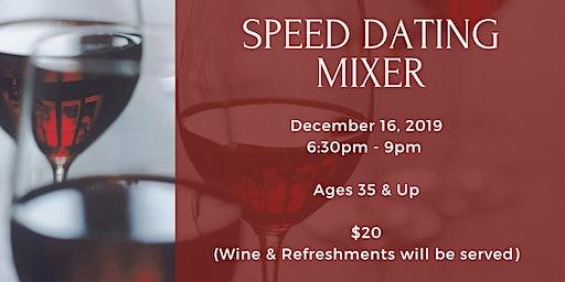 Speed Dating Mixer