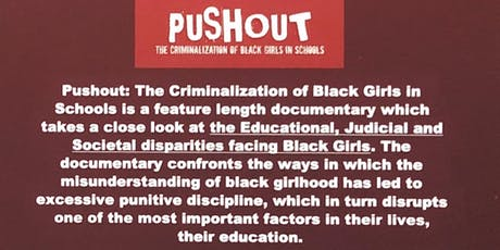 PushOut Film Screening and Discussion  tickets