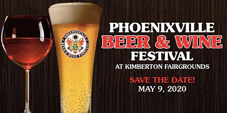 Phoenixville Beer & Wine Festival 2020 tickets