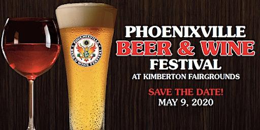 Phoenixville Beer & Wine Festival 2020