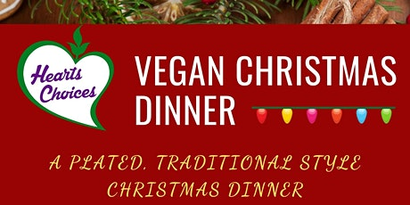 Vegan Christmas Dinner tickets