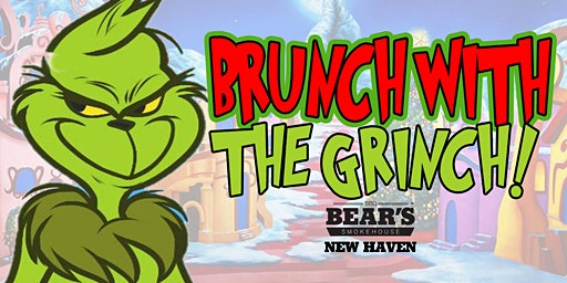Brunch With The Grinch