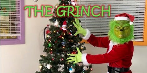 Snack with The Grinch