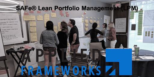Lean Portfolio Management - LPM (SAFe 4.6) - Wilmington, DE