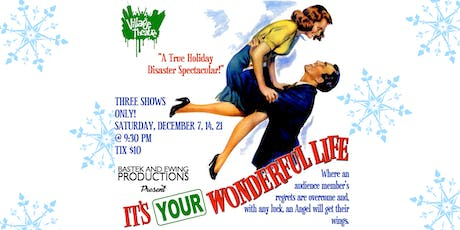 It's Your Wonderful Life tickets
