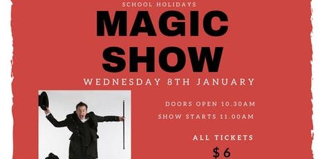 Magic Show tickets