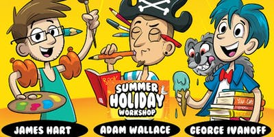 Summer Holiday Workshop with Adam, George & James