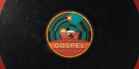 A Gospel Christmas tickets