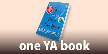 One YA Book One Community chat  (Kandos) - Summer school holidays tickets