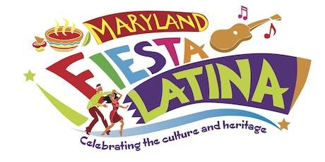 2020 Maryland Fiesta Latina tickets