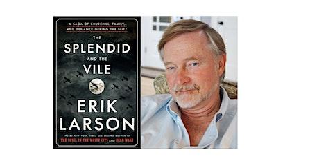 Erik Larson at Meredith College's Jones Chapel tickets