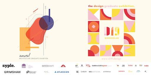 2019 Graduate Exhibitions