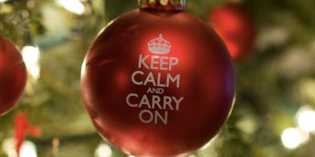 Release Holiday Stress w/EFT Tapping! Tap the crap! tickets