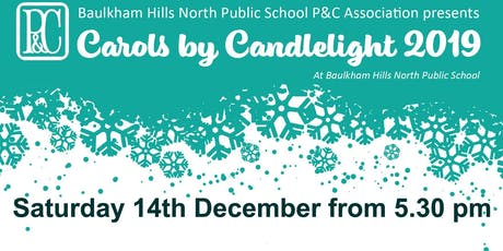 Carols by Candlelight at Baulkham Hills North Public School tickets
