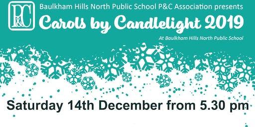 Carols by Candlelight at Baulkham Hills North Public School
