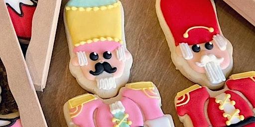 Nutcracker Cookie Decorating Class