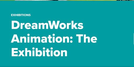 DreamWorks Animation: The Exhibition @ Hobart Library tickets