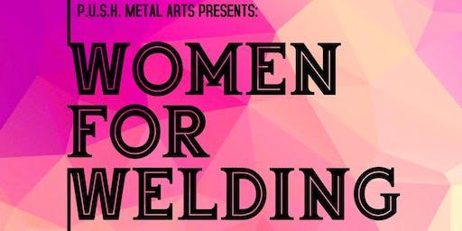 Welding For Women