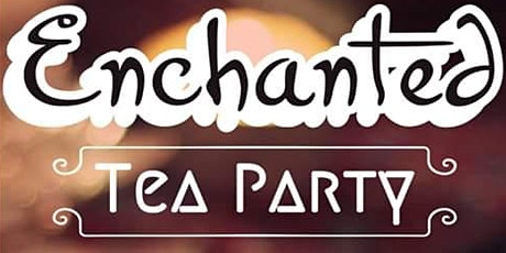 Enchanted tea party with Tarot & Reiki tickets